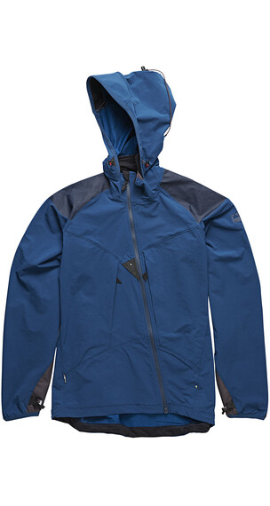 Klättermusen M's Frode Jacket Men Dark Blueberry